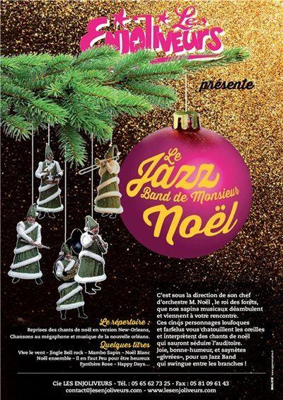 LE JAZZ BAND DE MR NOËL