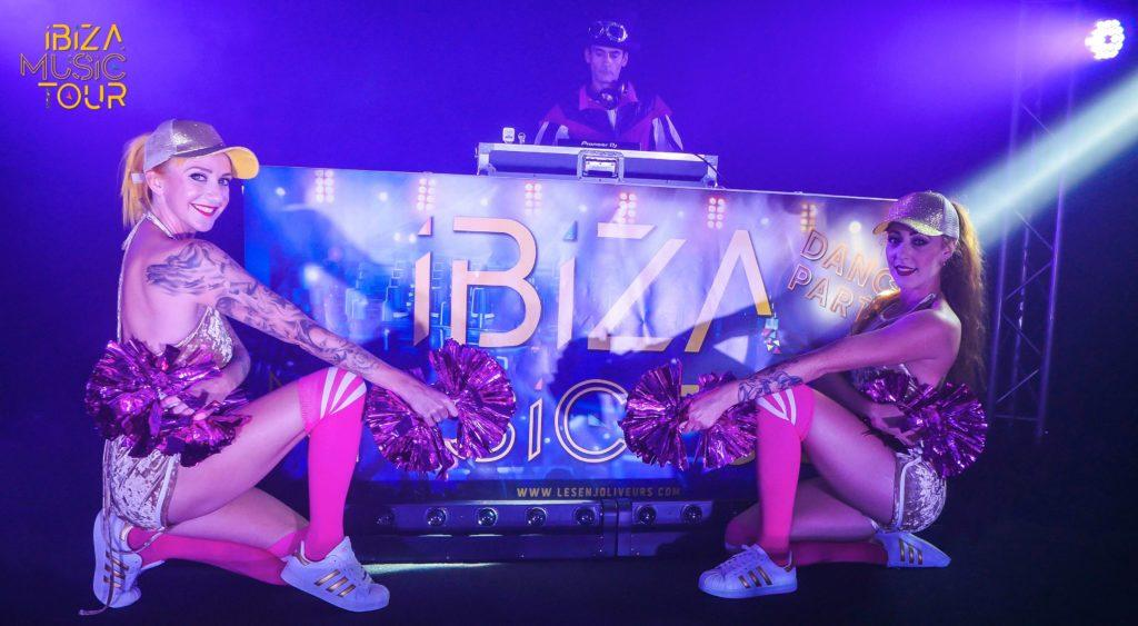 Ibiza Music Tour